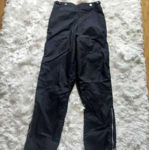 Nike nylon wind training pants s S